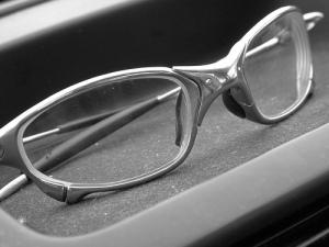 Build a designer sun glasses